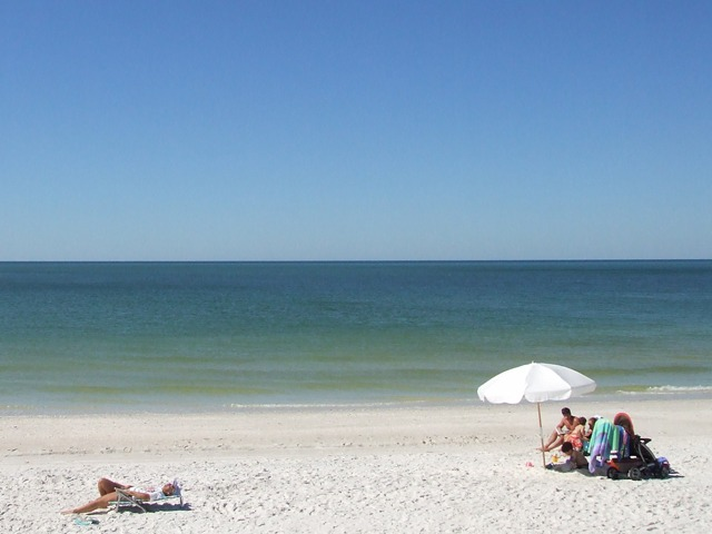 Naples Real Estate - Naples Clam Pass Beach Park Photo