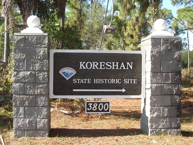 Naples Real Estate - Koreshan State Historic Site Photo