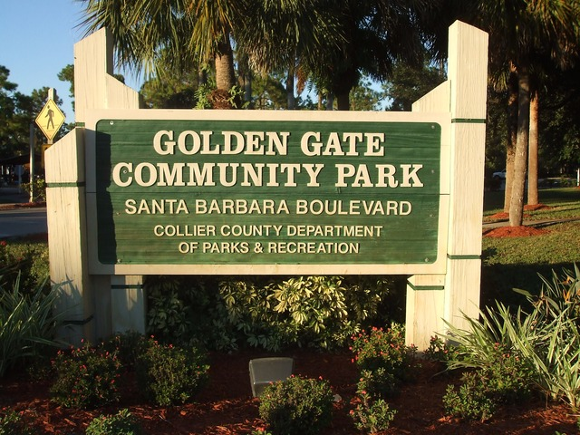 Naples Real Estate - Golden Gate Community Park Photo